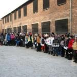 Viaggio della Memoria ad Auschwitz