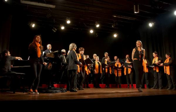 il M-¦ Rita Nuti e la pianista Marina Zeppilli
