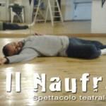 """In scena ad Aprilia """"Il naufrago in tempi moderni"""""""