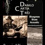 Danilo Cartia in concerto ad Aprilia