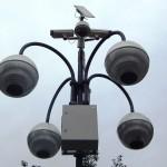 Potenziamento della videosorveglianza