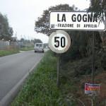 Rapina a La Gogna, nella fuga abbattuto un muro di una villetta