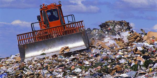 rifiuti dicarica