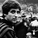 La leggenda del calcio Gianni Rivera ad Aprilia