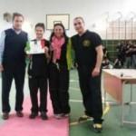 Krav Maga: gli atleti di Aprilia trionfano in Puglia