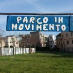 Nuova giornata ecologica: via le scritte dai muri del Parco Manaresi