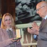 Sicurezza sul lavoro: omaggio di Napolitano a Giorgio Monzi
