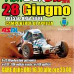 Trofeo Unicef sulla pista Autocross di Campoverde