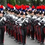 Il 203° compleanno dei Carabinieri festeggiato anche a Latina