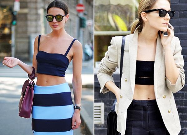 crop-top  moda estate 2014