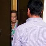 Zona Montarelli: una signora anziana si salva da una truffa