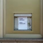 Piazza Roma: il crollo è diventato un caso