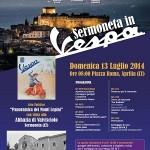 XVII raduno nazionale Vespa Club Aprilia