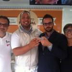 Monsuè vince per la terza volta al Gelato Festival