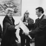 Guadagnuolo: l'arte per un dialogo di pace in Medio Oriente