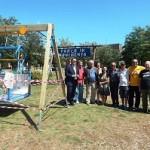 Parco Manaresi: l'altalena per i disabili è una realtà