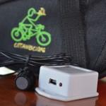 """Uno studente del """"Meucci"""" inventa il Bike Control"""