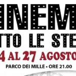 """""""Cinema sotto le stelle"""" al Parco dei Mille"""