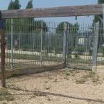 Parco di Via Francia: degrado, ma ancora per poco