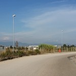 L'Area Artigianale di Aprilia possibile sede del nuovo Centro Addestramento