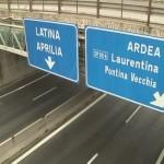 """Autostrada Roma-Latina: """"pronti per esposto a Unione Europea"""""""
