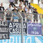 Aprilia Calcio: test con il Latina