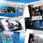 Calendario 2015 Polizia: la sicurezza incontra l'arte