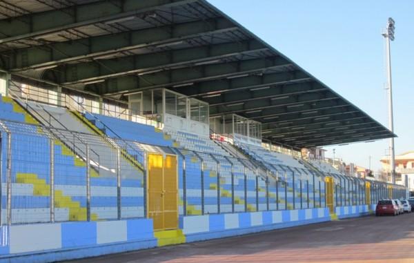 Aprilia - Stadio Quinto Ricci