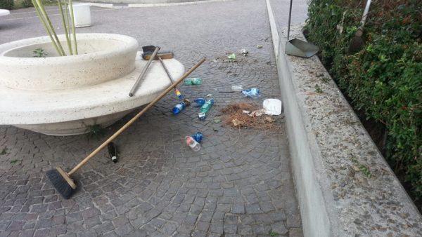 degrado piazza roma2