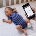 Ecco il baby-monitor collegato allo smartphone