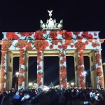 Berlino: un tripudio di luci