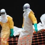 Ebola, a Pratica di Mare italiano contagiato