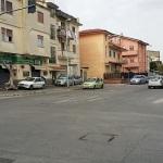 Rotatoria via Carroceto: prese ieri le misure dai tecnici del settore