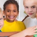Bambini a scuola di multiculturalità