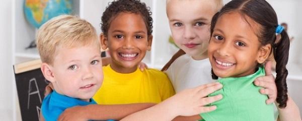bambini multiculturalità