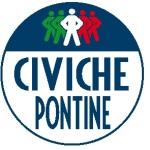 La posizione delle Civiche Pontine