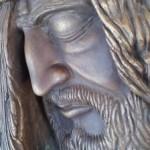 Il volto di Cristo: l'opera di un artista pontino selezionata per la mostra di Vienna