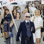 Proteste in strada da Chanel