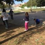 Parco Manaresi: tra pulizie e Tai Chi