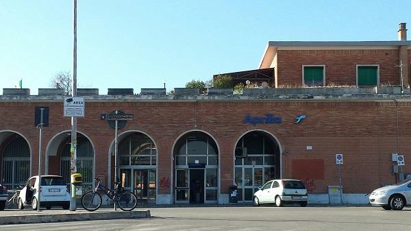 Stazione di Aprilia (2)