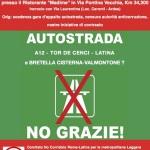 Autostrada Roma-Latina, il momento è decisivo