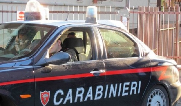 carabinieri arresto donne