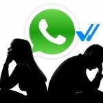 I divorzi italiani? Per la metà è colpa di WhatsApp!