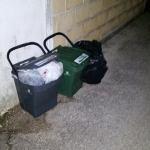 Emergenza rifiuti in alcune zone della Città