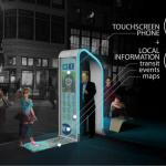 New York: cabine telefoniche hi-tech dal 2015