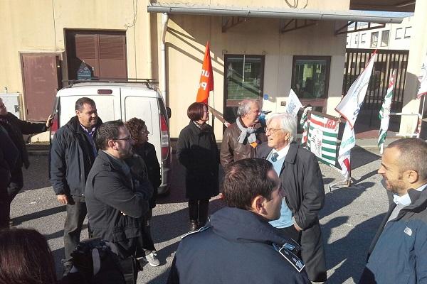 Angiolo Marroni, Garante dei Diritti dei Detenuti