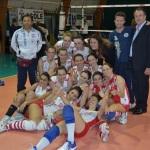 Serie D, settima vittoria per la Giovolley Aprilia