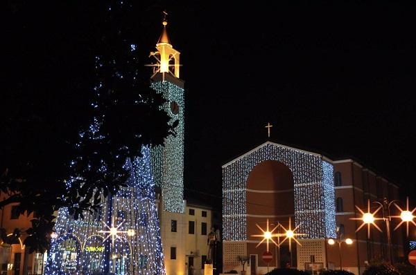 Natale di Aprilia - Piazza Roma