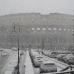 Allerta maltempo: temporali e neve a bassa quota