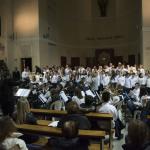 I ragazzi del Corso ad Indirizzo Musicale della Gramsci pronti al Concerto di Natale